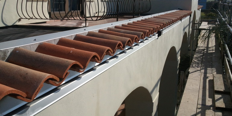 Natural Roofing Products Barrel Tiles
